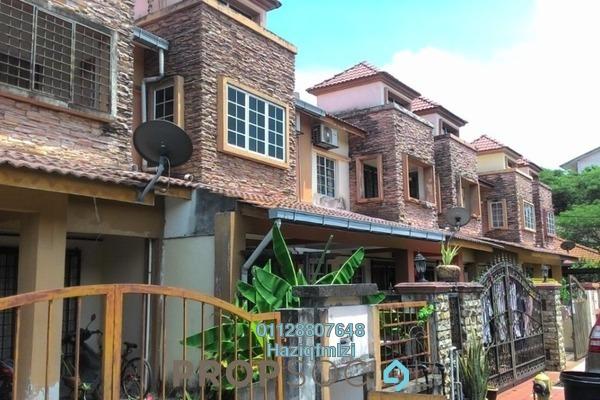 For Sale Terrace at Bangi Perdana, Bandar Baru Bangi Leasehold Semi Furnished 4R/3B 550k