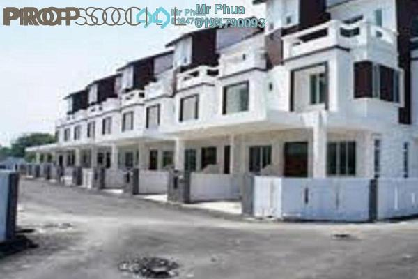 For Rent Terrace at Central Way, Bukit Mertajam Freehold Unfurnished 5R/4B 1.1k