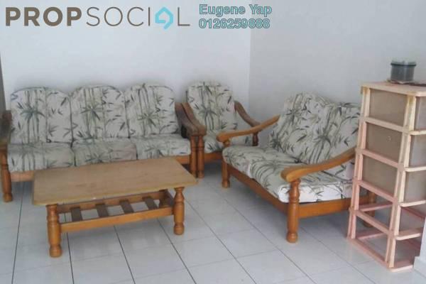 For Rent Terrace at Taman Sri Sinar, Segambut Freehold Semi Furnished 3R/2B 1.5k