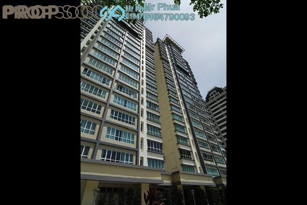 For Rent Condominium at Birch The Regency, Georgetown Freehold Semi Furnished 2R/2B 1.4k