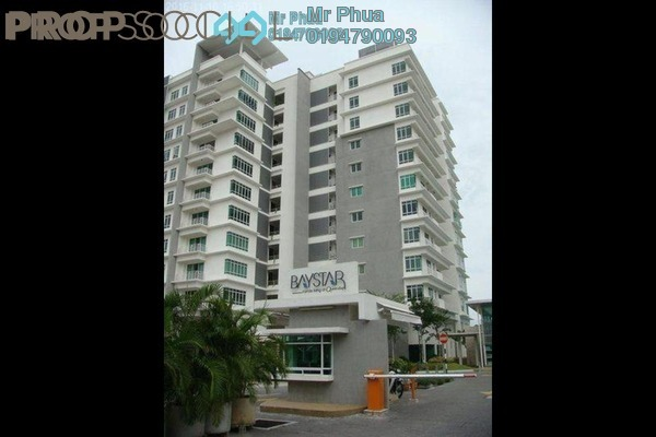 For Rent Condominium at BayStar, Bayan Indah Freehold Fully Furnished 3R/4B 3.5k