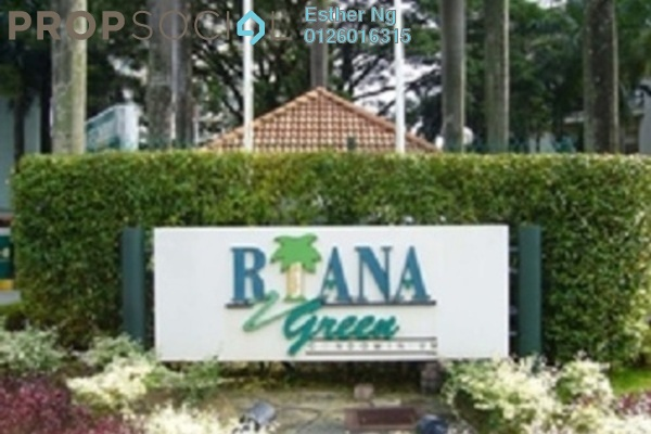 For Sale Condominium at Riana Green, Tropicana Leasehold Unfurnished 0R/0B 660k