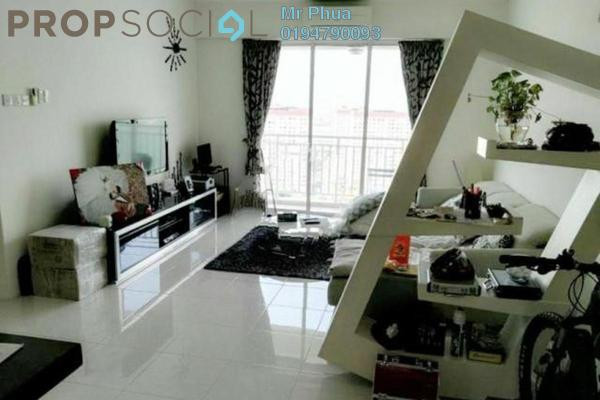 For Rent Condominium at Summer Place, Jelutong Leasehold Unfurnished 3R/2B 1.8k
