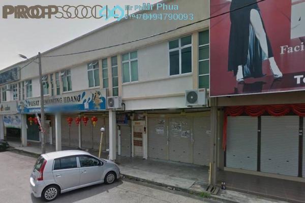 For Rent Shop at Taman Berjaya Indah, Bukit Mertajam Freehold Unfurnished 0R/0B 2.1k