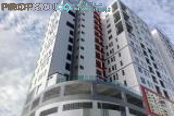 For Rent Condominium at Jambul Heights, Bukit Jambul Freehold Unfurnished 3R/3B 1.3k