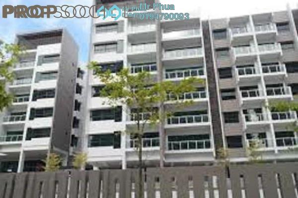For Rent Condominium at The Light Collection II, The Light Freehold Fully Furnished 1R/1B 2k