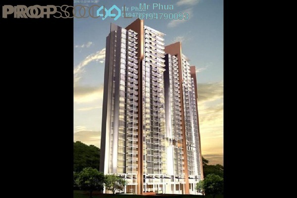 For Rent Condominium at Island Resort, Batu Ferringhi Freehold Fully Furnished 3R/2B 2.6k