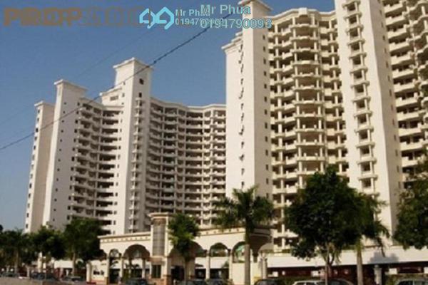 For Rent Condominium at Marina Bay, Tanjung Tokong Leasehold Fully Furnished 3R/2B 2.1k