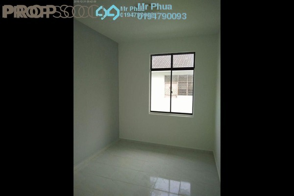 For Rent Terrace at Taman Bagan Jermal, Butterworth Freehold Unfurnished 3R/1B 1k