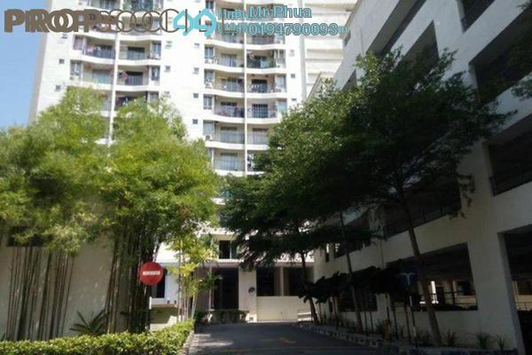For Rent Condominium at Relau Vista, Relau Freehold Unfurnished 3R/2B 850translationmissing:en.pricing.unit