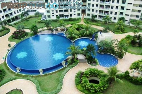 For Rent Condominium at Putra Place, Bayan Indah Leasehold Unfurnished 3R/2B 1.6k