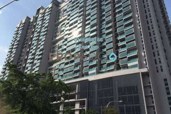 For Sale Condominium at The Leafz, Sungai Besi Freehold Semi Furnished 3R/2B 680k