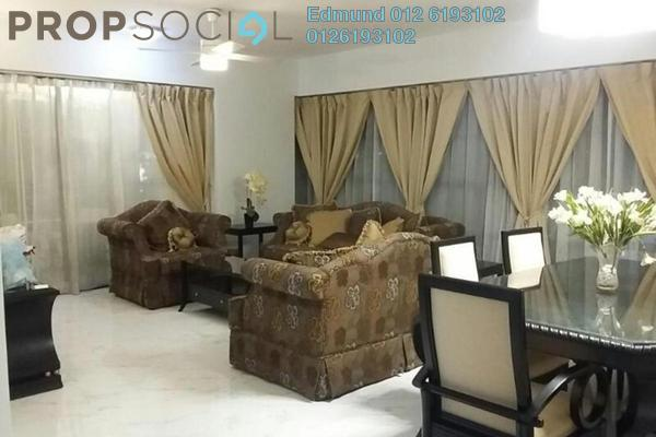 For Rent Condominium at Saujana Residency, Subang Jaya Freehold Fully Furnished 4R/2B 5k