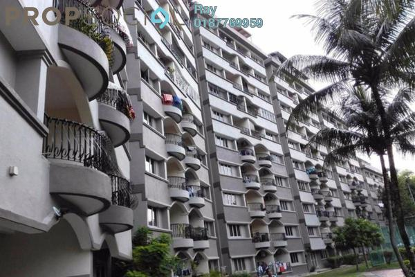 For Rent Condominium at Sri Jelatek, Wangsa Maju Leasehold Semi Furnished 3R/2B 1.5k