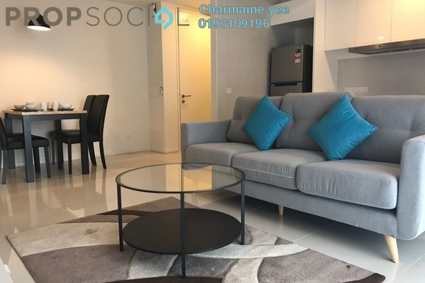 For Rent Condominium at Verdi Eco-dominiums, Cyberjaya Freehold Fully Furnished 2R/2B 2.8k