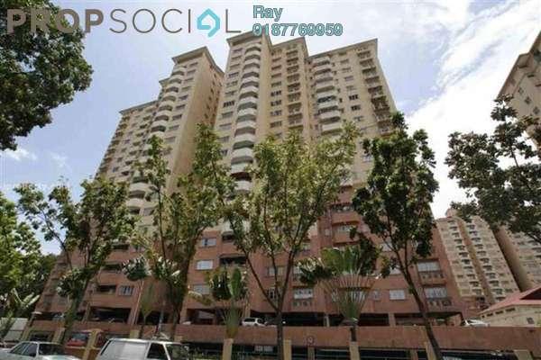 For Rent Condominium at Endah Ria, Sri Petaling Leasehold Fully Furnished 3R/2B 1.6k