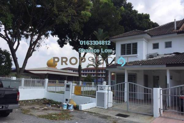 For Rent Terrace at PU10, Bandar Puchong Utama Freehold Semi Furnished 4R/3B 1.6k