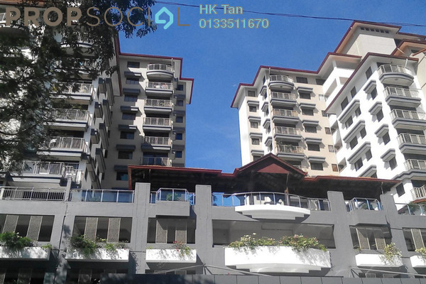 For Sale Condominium at Cascadium, Bangsar Freehold Fully Furnished 2R/2B 1.1百万