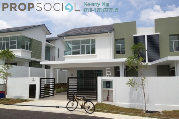 For Sale Terrace at Setia Impian, Kajang Freehold Unfurnished 4R/3B 930k