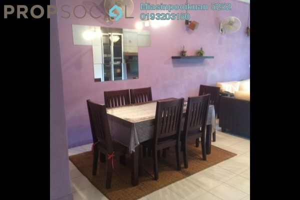 For Rent Condominium at Seri Maya, Setiawangsa Freehold Fully Furnished 3R/2B 2.4k