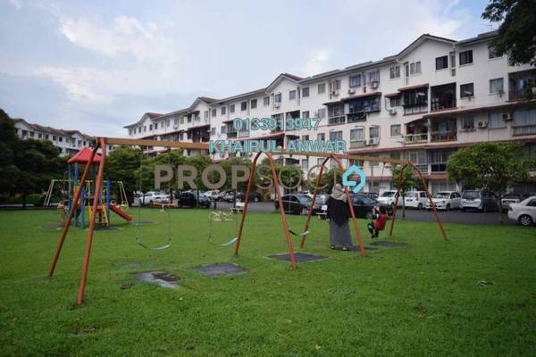 For Sale Apartment at Symphony Court, Ampang Leasehold Unfurnished 3R/1B 240k