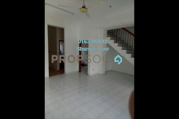 For Rent Terrace at Taman Puchong Prima, Puchong Freehold Unfurnished 4R/3B 1.3k