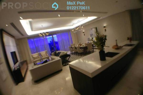 For Sale Condominium at Rica Residence, Sentul Freehold Unfurnished 2R/1B 455k