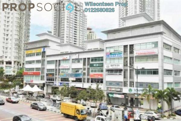 For Rent Shop at Solaris Mont Kiara, Mont Kiara Freehold Unfurnished 0R/1B 5.5k