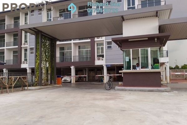 For Rent Townhouse at neos, Pandan Indah Freehold Semi Furnished 3R/2B 1.5k