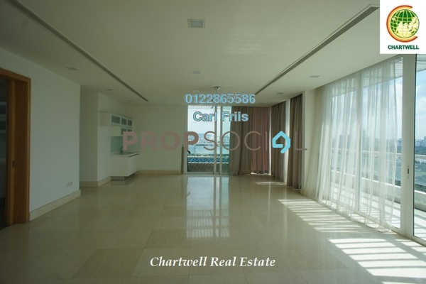 For Sale Condominium at Embassyview, Ampang Hilir Leasehold Semi Furnished 5R/6B 9.75m