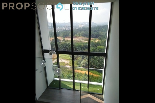 For Rent Condominium at The Place, Cyberjaya Freehold Fully Furnished 2R/1B 1.4k