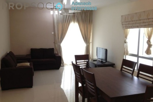 For Rent Condominium at Alam Puri, Jalan Ipoh Freehold Unfurnished 3R/2B 1.6k