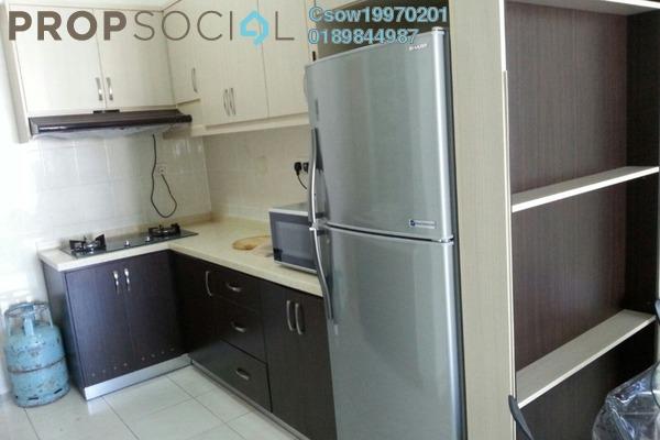 For Rent Condominium at e-Tiara, Subang Jaya Freehold Fully Furnished 2R/1B 2k