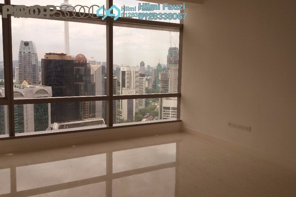 For Sale Serviced Residence at Banyan Tree, KLCC Freehold Semi Furnished 2R/2B 2.5m