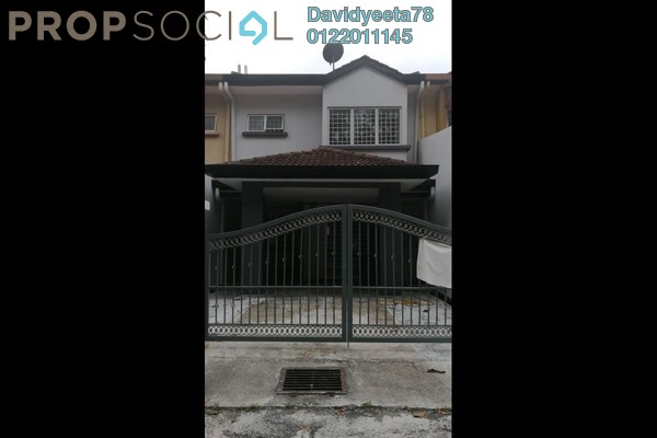 For Rent Terrace at Taman Lestari Perdana, Bandar Putra Permai Leasehold Semi Furnished 4R/3B 1.2k