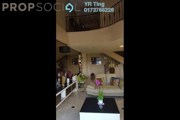 For Sale Condominium at Desa Villa, Taman Desa Freehold Fully Furnished 3R/3B 1.2m