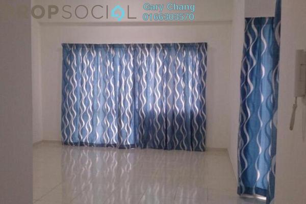 For Rent Condominium at I Residence, Kota Damansara Leasehold Semi Furnished 3R/2B 1.95k