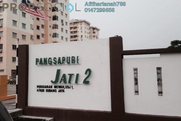For Sale Apartment at USJ 1, UEP Subang Jaya Leasehold Unfurnished 3R/2B 315k