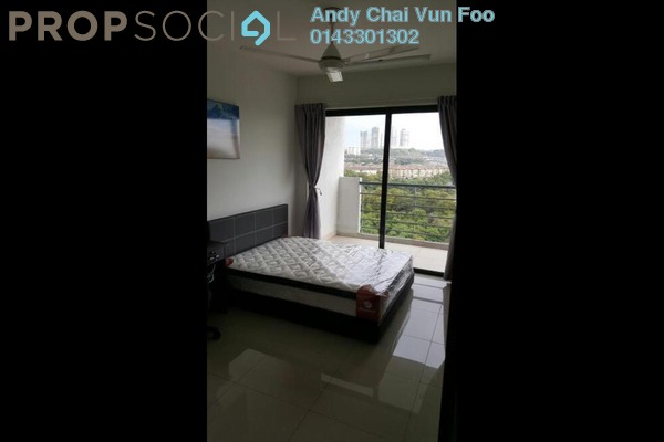 For Rent Condominium at Senza Residence, Bandar Sunway Leasehold Fully Furnished 4R/2B 3.2k