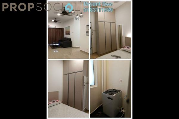 For Rent Condominium at Kiara Residence 2, Bukit Jalil Leasehold Fully Furnished 4R/3B 2.5k
