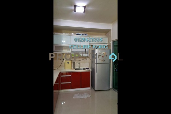For Rent Condominium at Dynasty Garden, Kuchai Lama Leasehold Fully Furnished 3R/2B 2k