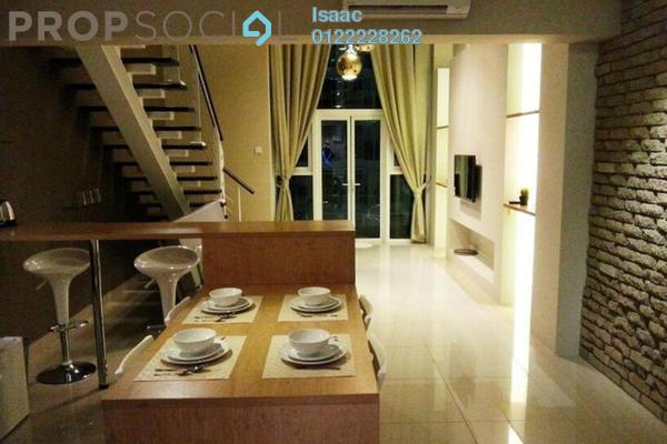 For Sale SoHo/Studio at The Scott Soho, Old Klang Road Freehold Semi Furnished 1R/2B 420k
