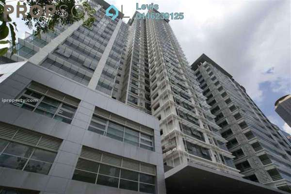 For Rent Condominium at One Residency, Bukit Ceylon Freehold Fully Furnished 3R/2B 3.5k