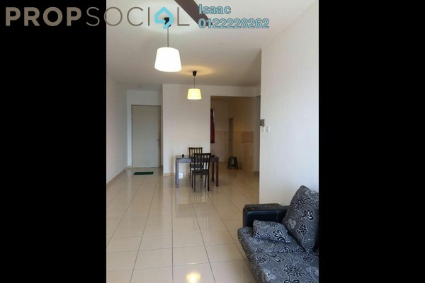 For Sale Condominium at Pearl Avenue, Kajang Freehold Semi Furnished 3R/2B 389k