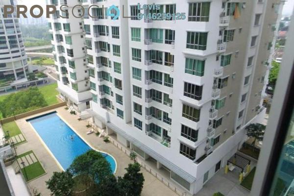 For Rent Condominium at Casa Tiara, Subang Jaya Freehold Fully Furnished 3R/2B 2k