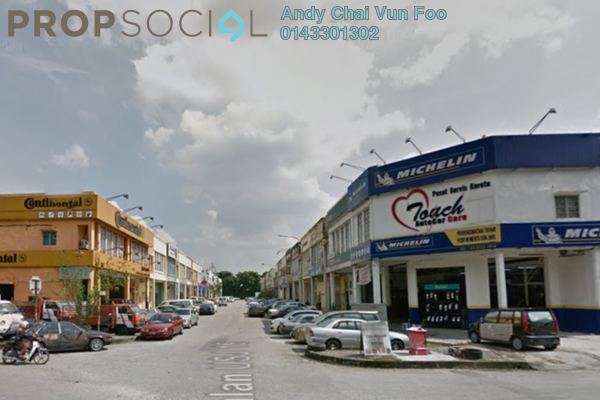 For Rent Factory at USJ 19, UEP Subang Jaya Freehold Semi Furnished 0R/0B 6.3k