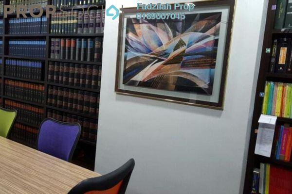For Sale Office at Solaris Dutamas, Dutamas Freehold Fully Furnished 0R/0B 885k