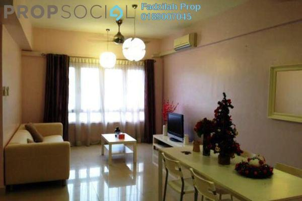 For Rent Condominium at Casa Desa, Taman Desa Freehold Fully Furnished 3R/2B 2.8k