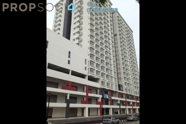 For Sale Apartment at Bandar Baru Klang, Klang Leasehold Unfurnished 3R/2B 335k