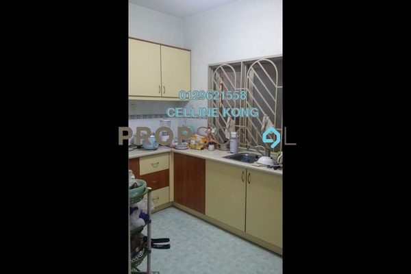 For Sale Condominium at Meadow Park 2, Old Klang Road Freehold Semi Furnished 3R/2B 348k